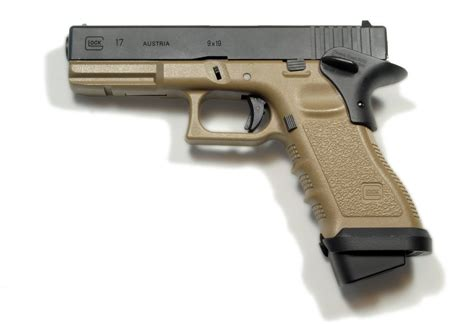 Tm Glock 17 Custom Parts And Trigger On Glock 17 And 19