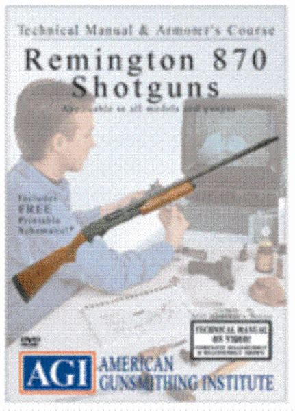 Tm Remington 870 Shotgun Manual Pdf Free