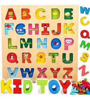 Toddlers Alphabet Games