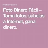 Toma fotos subelas a internet gana dinero promotional code