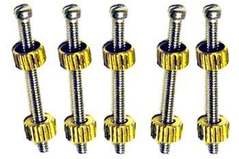 Tombstone Gun Grips Screws Mounting Hardware