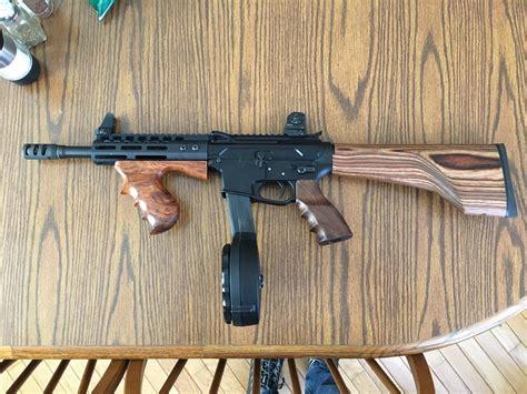 Tommy Gun Ar 15