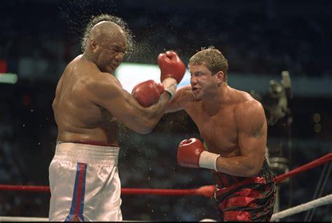Tommy Gun Boxer Vs Mike Tyson
