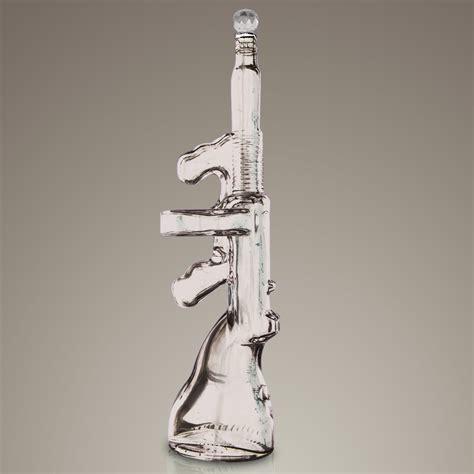 Tommy Gun Decanter