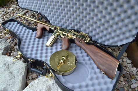 Tommy Gun Gold Prop
