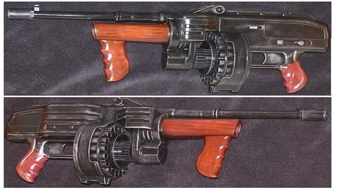 Tommy Gun Nerf Pubg