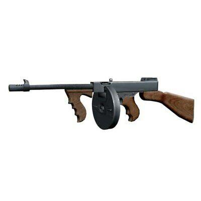 Tommy Gun Paper Models