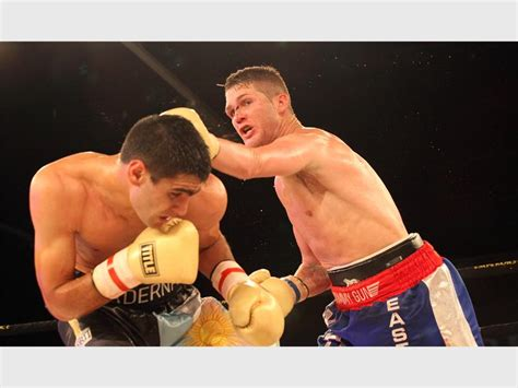 Tommy Gun South African Boxer