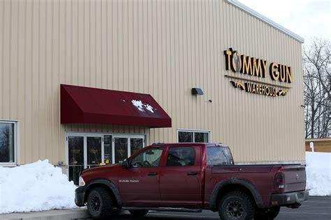 Tommy Gun Warehouse Pike Pa