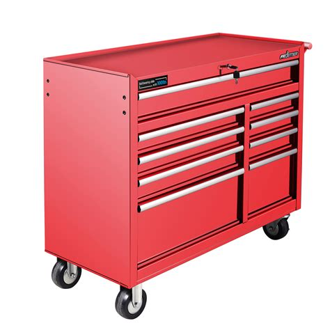 Tool chest with tools Image
