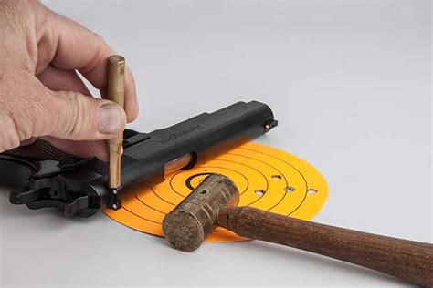 Tools Needed For A Gunsmithing Workshop