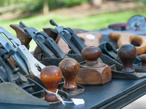 Tools used in woodworking Image