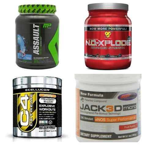 top rated pre workout