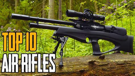 Top 10 Air Rifle Brands