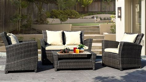 top 5 best patio furnitures reviews 2016 cheap outdoor patio furniture sets Image