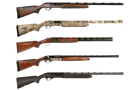 Top 5 Shotguns For Duck Hunting