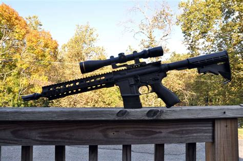 Top 5 The Best Scope For 300 Blackout In 2019 Reviews