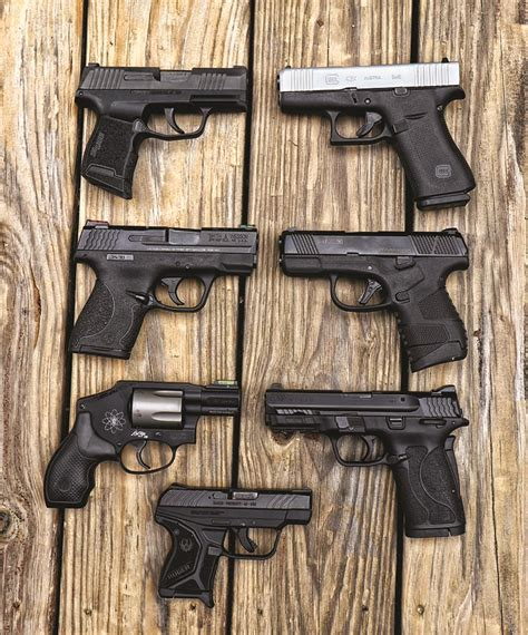 Top Concealed Carry Handguns For Women