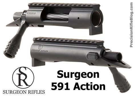 Top Custom Rifle Actions