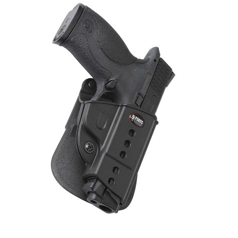 Top Fobus Left Hand Paddle Holster Smith Wesson S W M P