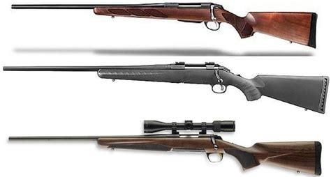 Top Left Handed Hunting Rifles