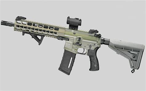 Top Police Assault Rifle
