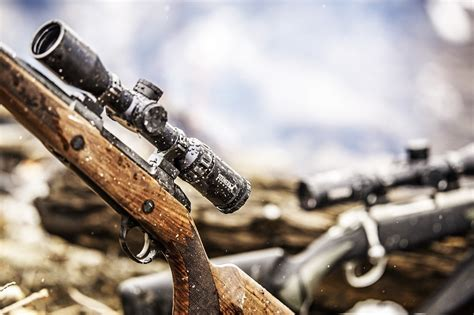 Top Rifles For Moose Hunting And Weihrauch Pcp Air Rifles Hunting