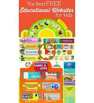 Top 10 Kids Websites