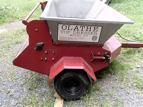 Top dresser rentals maryland Image