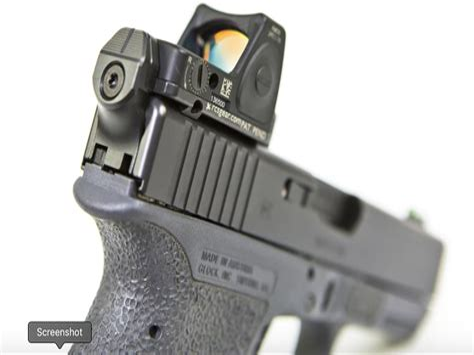 Tops Review Balor Optic Mounts Raven Concealment Systems