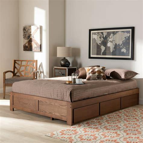 Tore Platform Bed Frame