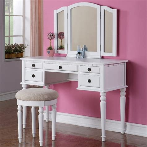 Torrance Vanity Set with Mirror