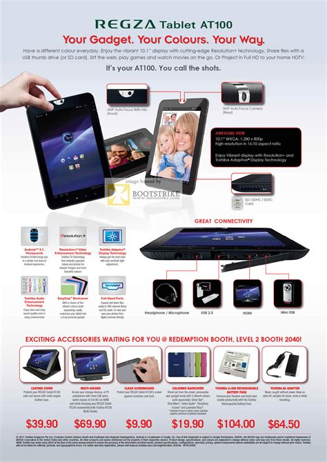 toshiba at100 tablet specs pdf manual