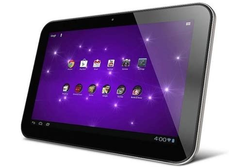 toshiba thrive 10.1 android tablet pdf manual