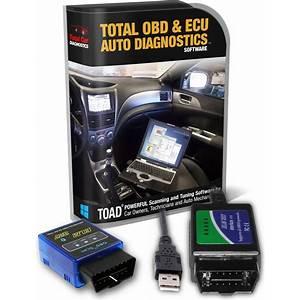 Total obd car diagnostics & chiptuning software obdii obd2 scanner for elm327 promo