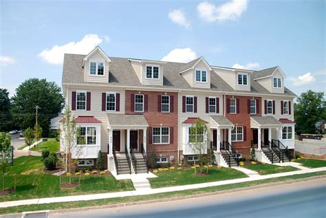 Townhouses With Garages Make Your Own Beautiful  HD Wallpapers, Images Over 1000+ [ralydesign.ml]