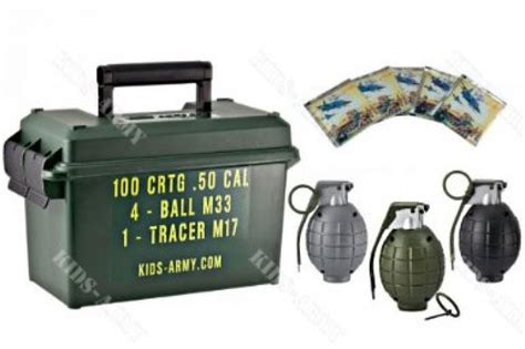 Toy Ammo Can