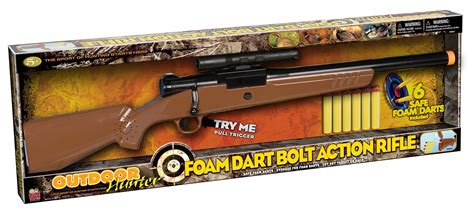 Toy Bolt Action Hunting Rifle