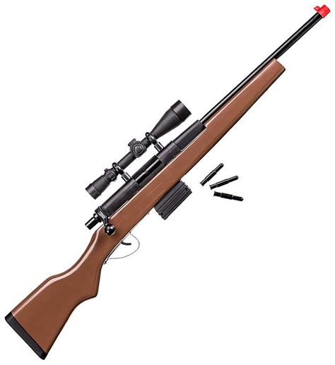 Toy Sniper Rifle Bolt Action