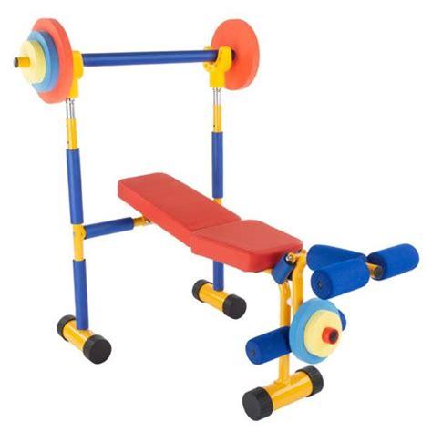 Toy Bench Press Image