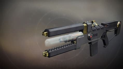 Trace Rifle Ammo Type Destiny 2