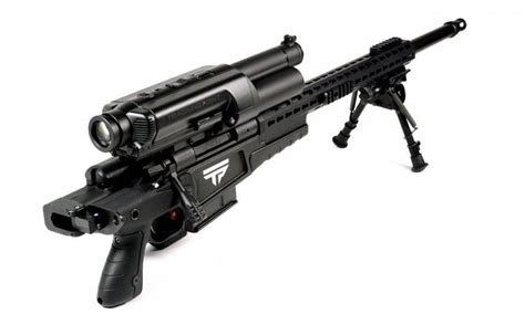 Tracking Point Rifle Hunting
