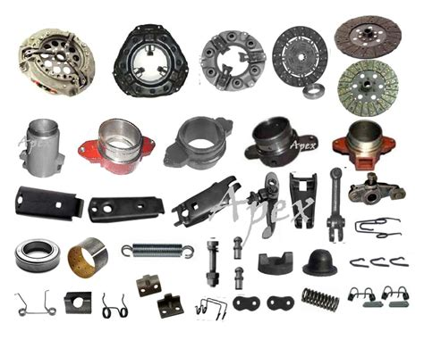 Tractor Safety Parts Identification