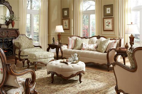 Traditional Furniture Styles Living Room