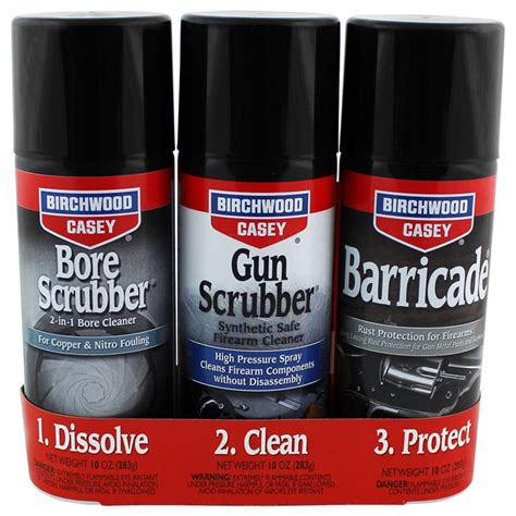Traditional Gun Cleaning Products