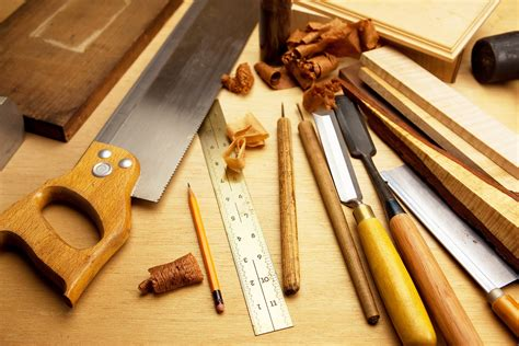 Traditional woodworkers Image