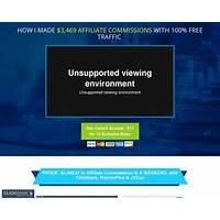 Traffic bots 10 affiliate tools 75 commissions cash prizes secrets