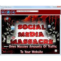 Traffic massacre drive tons of targeted traffic to your website promo