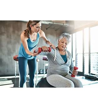 Training Seniors For Fat Loss