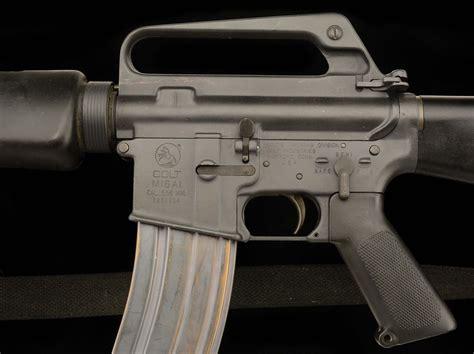 Transferable Colt M16a1 For Sale